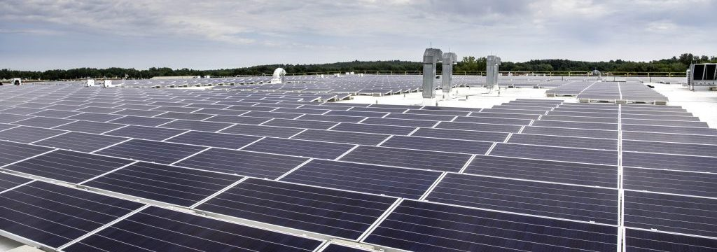 GSPP Rooftop solar system brings power locally and internationally