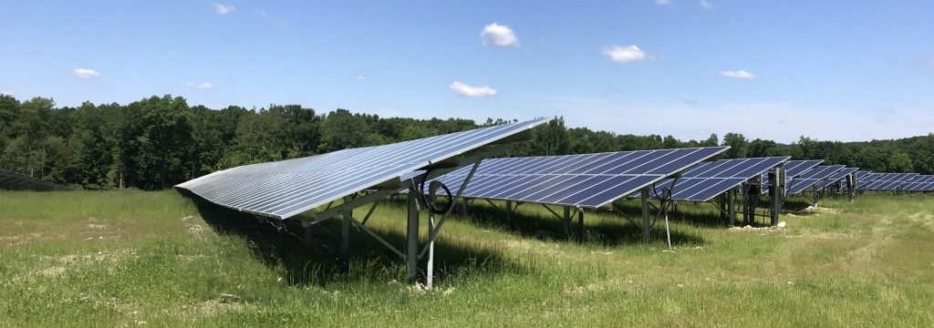GSPP Breaks ground on largest community solar farm in NY