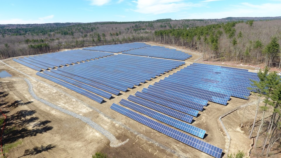 Boxborough, MA Community Solar