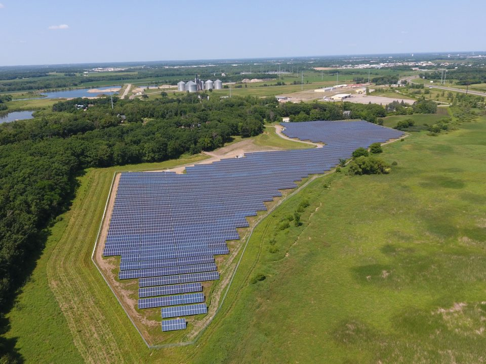 St. Cloud, MN Community Solar GSPP