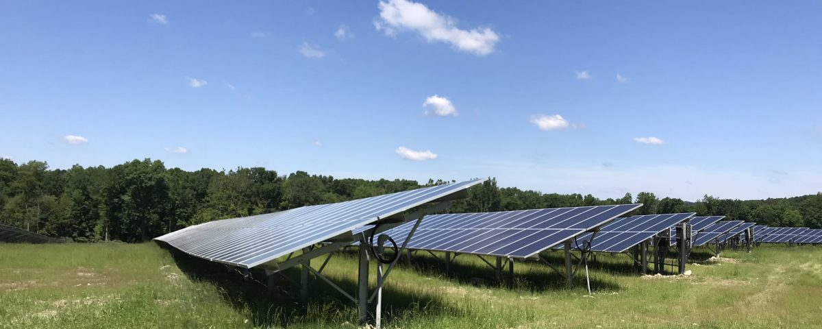 New Windsor, NY Community Solar GSPP