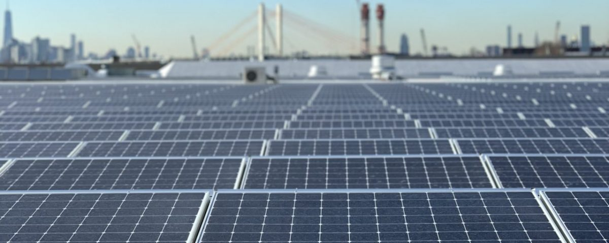 Green Street Power Partners Maspeth, Queens Community Solar Project Acquired from SunPower
