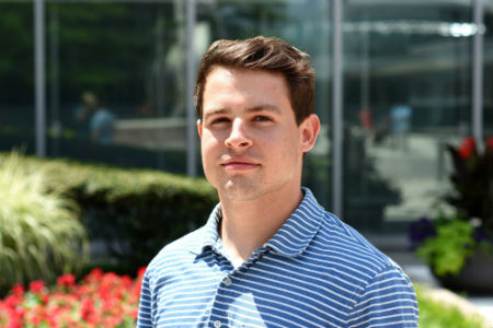 Griffin Phaneuf, Business Development Analyst, GSPP